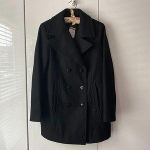 ✨NWT Marc New York Wool Blend Peacoat Black M